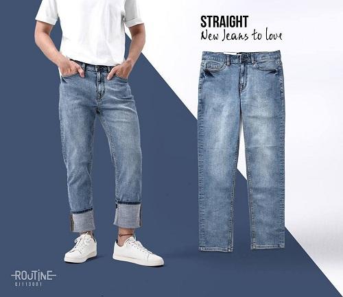 Top shop bán quần jean cho nam đẹp nhất tại Củ Chi