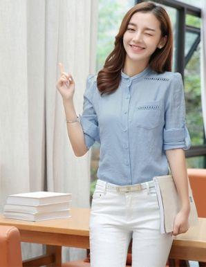 Danh sách shop bán áo sơ mi cho nữ đẹp tại Nha Trang