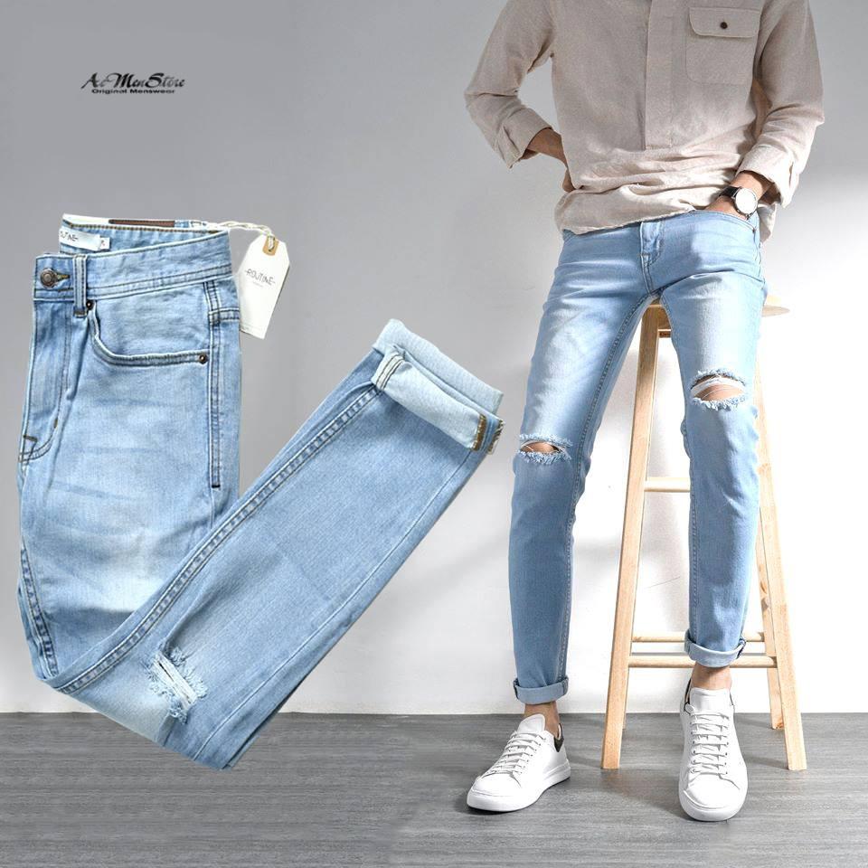 Danh sách shop bán quần jean cho nam đẹp tại Vũng Tàu