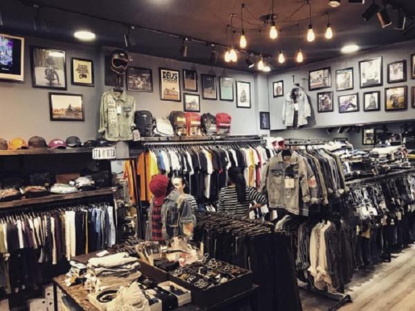 Danh sách shop thời trang cho nam tại Thái Nguyên