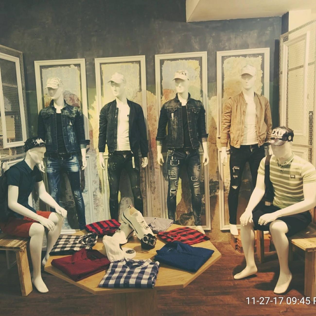 Thời trang nam Nguyễn Phước Fashion