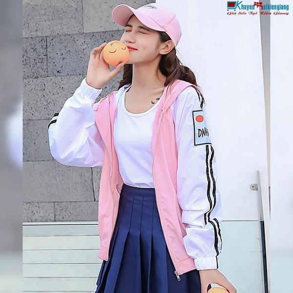 Top shop bán áo khoác cho nữ đẹp tại Vũng Tàu