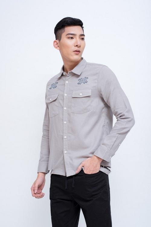 Top shop bán áo sơ mi cho nam đẹp tại Cầu Giấy - Hà Nội