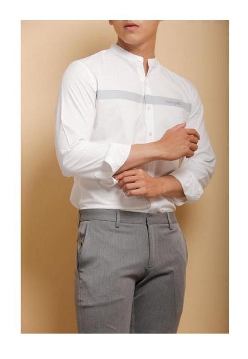 Top shop bán áo sơ mi cho nam đẹp tại quận Đống Đa - Hà Nội