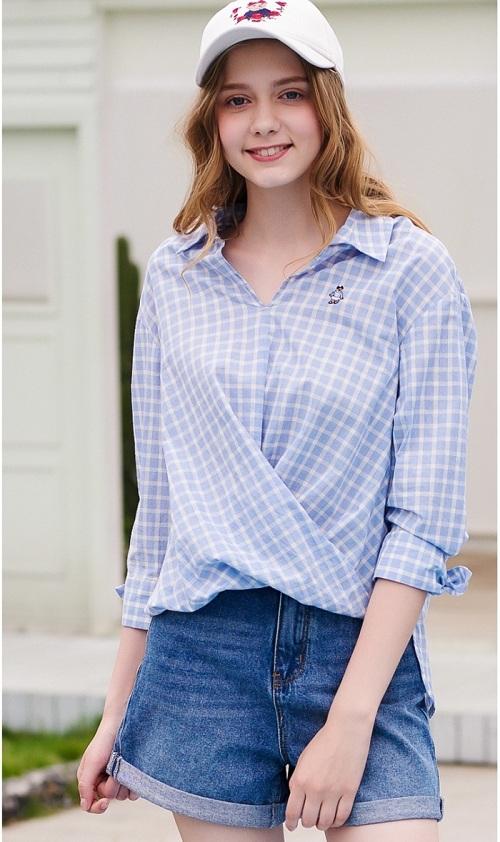 Top shop bán áo sơ mi cho nữ đẹp tại Đà Nẵng
