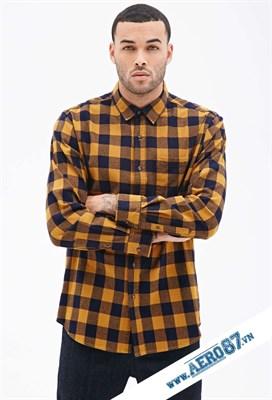 Top shop bán áo sơ mi kẻ caro cho nam đẹp tại Cầu Giấy - Hà Nội