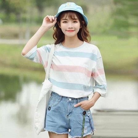 Top shop bán áo thun cho nữ đẹp tại Nha Trang