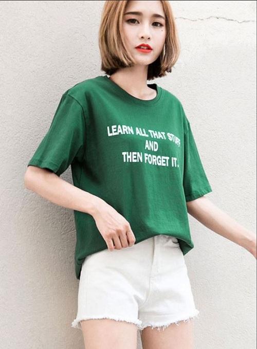 Top shop bán áo thun cho nữ đẹp trên đườnh Huỳnh Văn Bánh