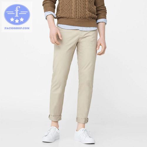 Top shop bán quần kaki,chinos cho nam trẻ trung tại Chùa Bộc - Hà Nội