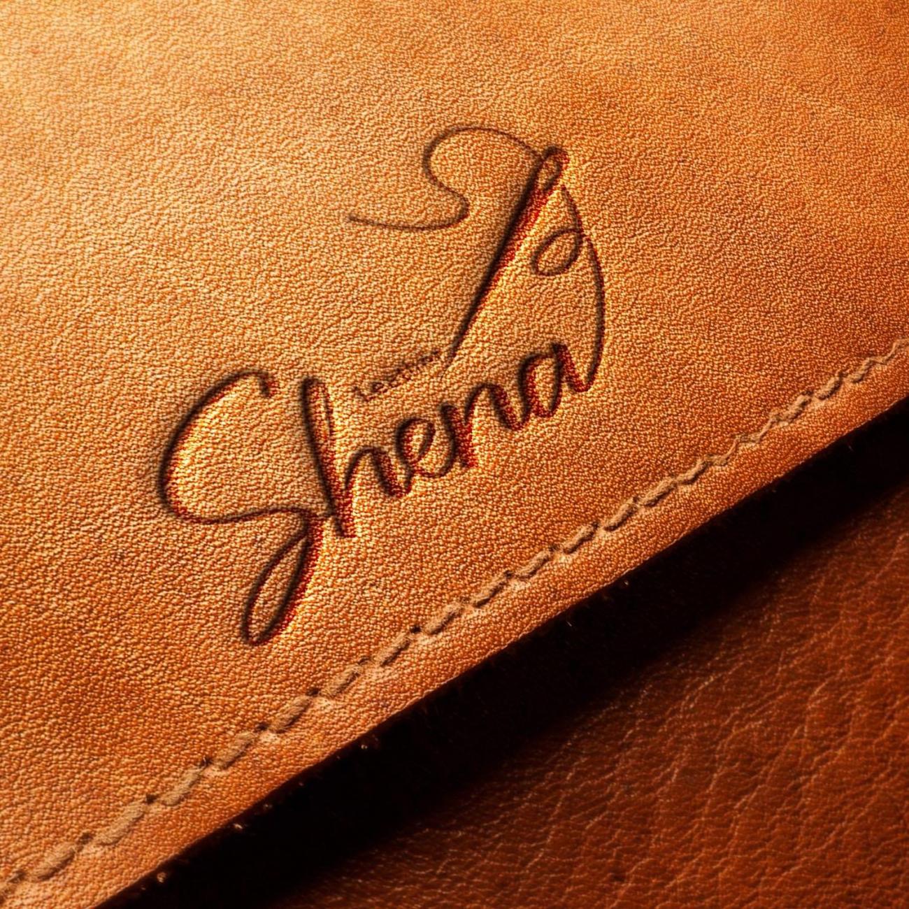 Bóp ví nam Shena Leather
