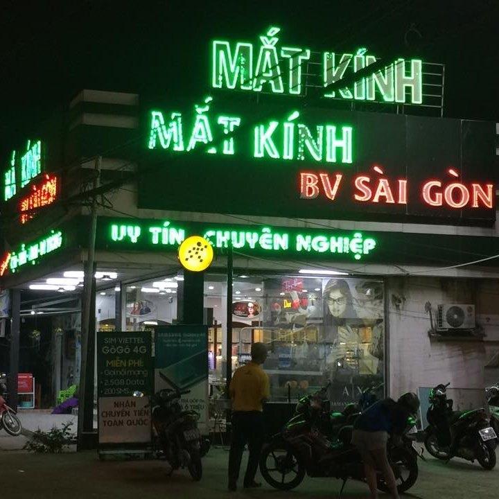 Mắt kính BV Sài Gòn - Cần Thơ