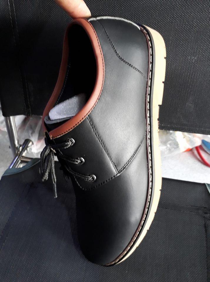 Giày nam Mậu Thân