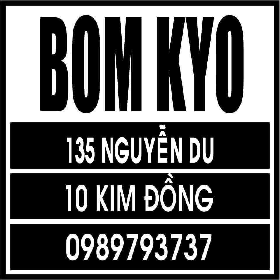 Thời trang nam Bom Kyo