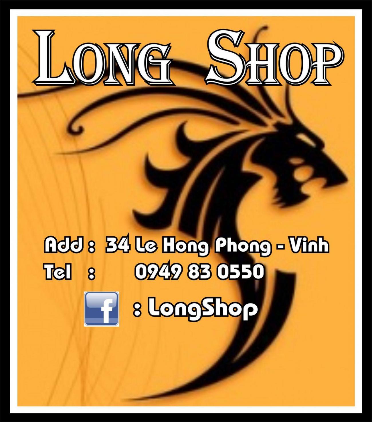 Thời trang nam Long Shop