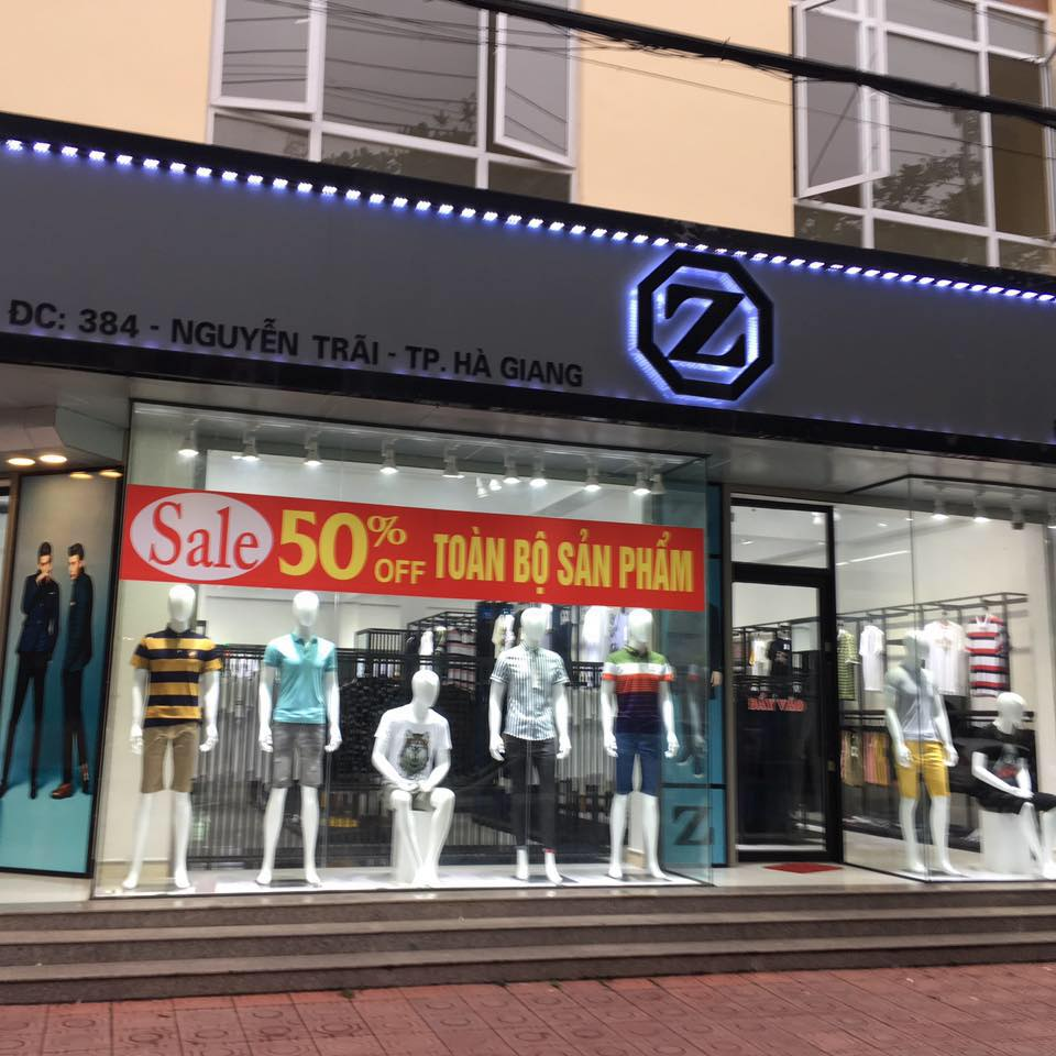 Thời trang nam Shop Z384