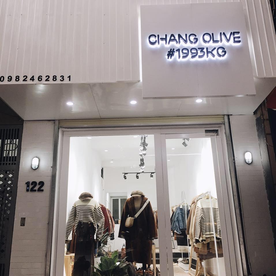 Thời trang nữ Chang Olive