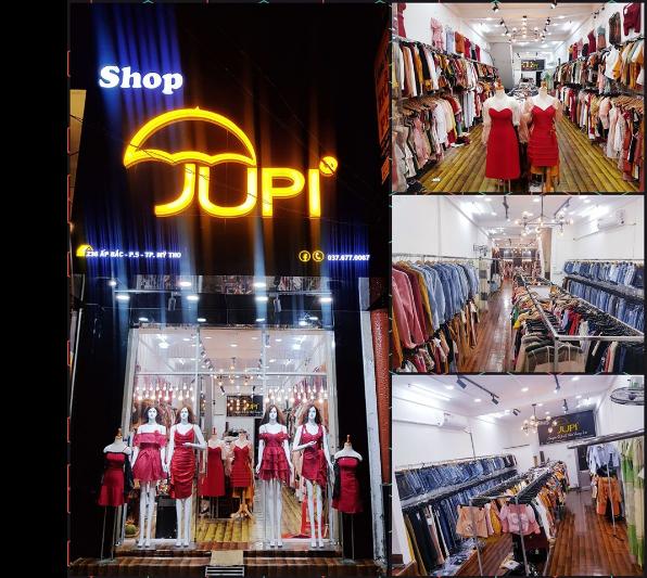 Thời trang nữ Jupi SShop