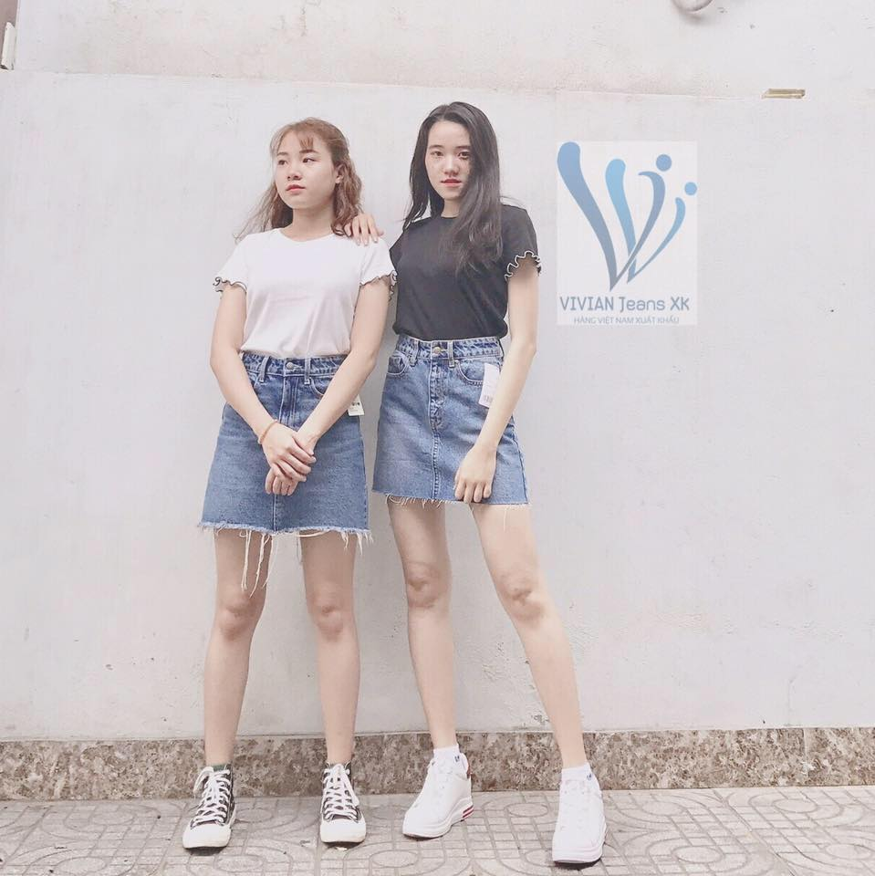 Thời trang nữ Vivian Jeans