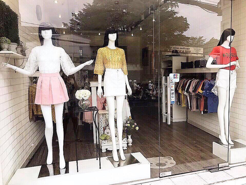 Top 7 shop thời trang cho nữ đẹp tại Bắc Giang