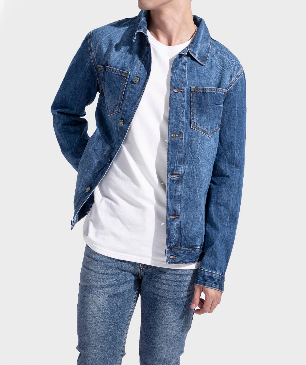 Top shop bán áo khoác cho nam đẹp trên phố Đặng Văn Ngữ - Hà Nội