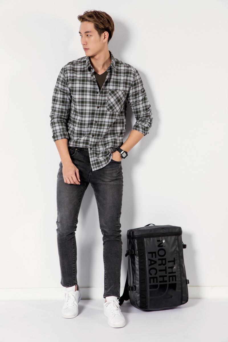 Top shop bán áo sơ mi cho nam đẹp tại Nghệ an