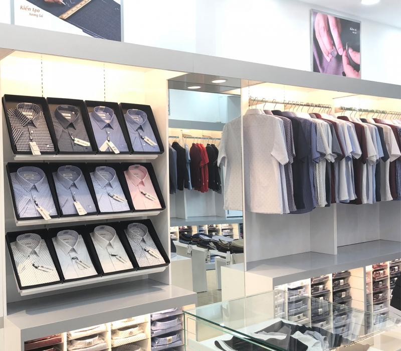 Top shop bán áo sơ mi cho nam đẹp tại TP.Vĩnh Long