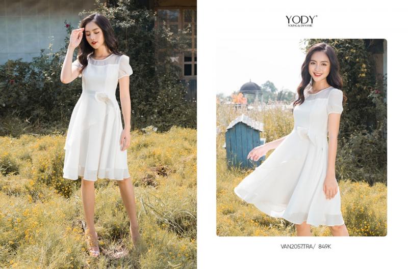 Top shop bán váy đầm cho nữ đẹp tại Thái Bình