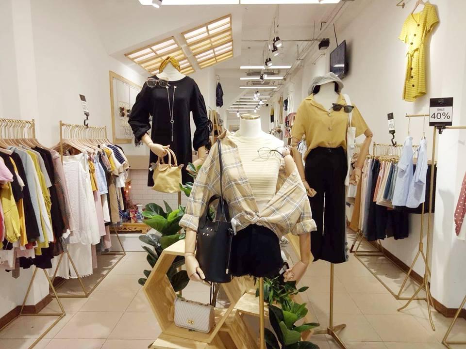 Top shop thời trang cho nữ đẹp tại Nghệ An