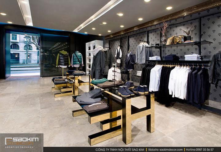 Top shop thời trang nam đẹp nhất phố Trương Định - Hà Nội