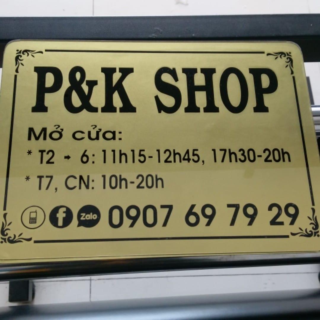 Túi xách nữ P&K Shop