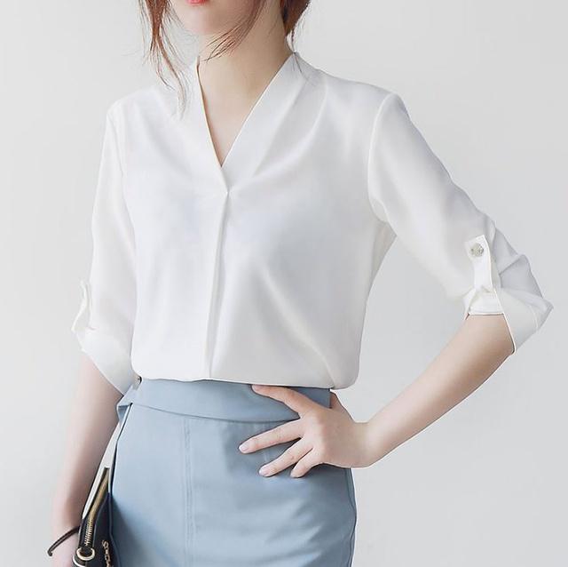 Top shop bán áo sơ mi cho nữ đẹp tại Hải Phòng