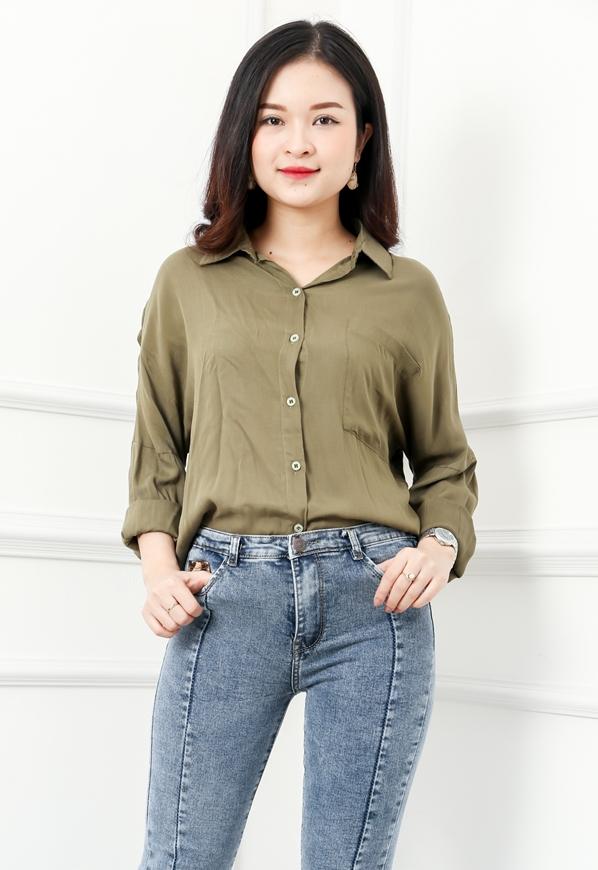 Top shop bán áo sơ mi cho nữ giá rẻ tại TP.HCM