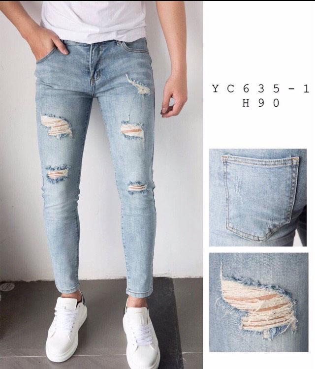 Top shop bán quần jean cho nam cao cấp tại Quận 1, TP.HCM