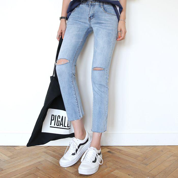 Top shop bán quần jean cho nữ đẹp tại Hải Phòng