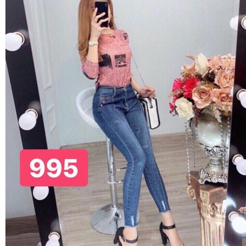 Top shop bán quần jean cho nữ giá rẻ tại Quận 2, TP.HCM