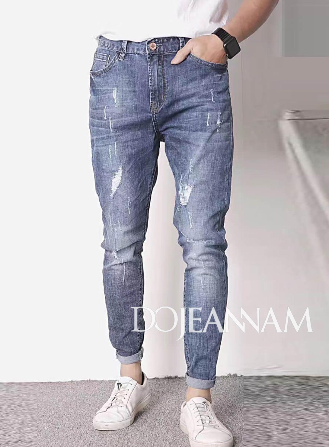 Top shop bán quần jean giá rẻ cho nam tại Quận 3, TP.HCM