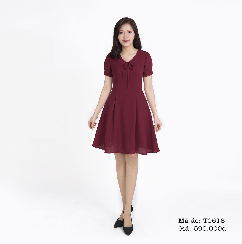 Top shop bán váy đầm xòe cho nữ tại TP.HCM