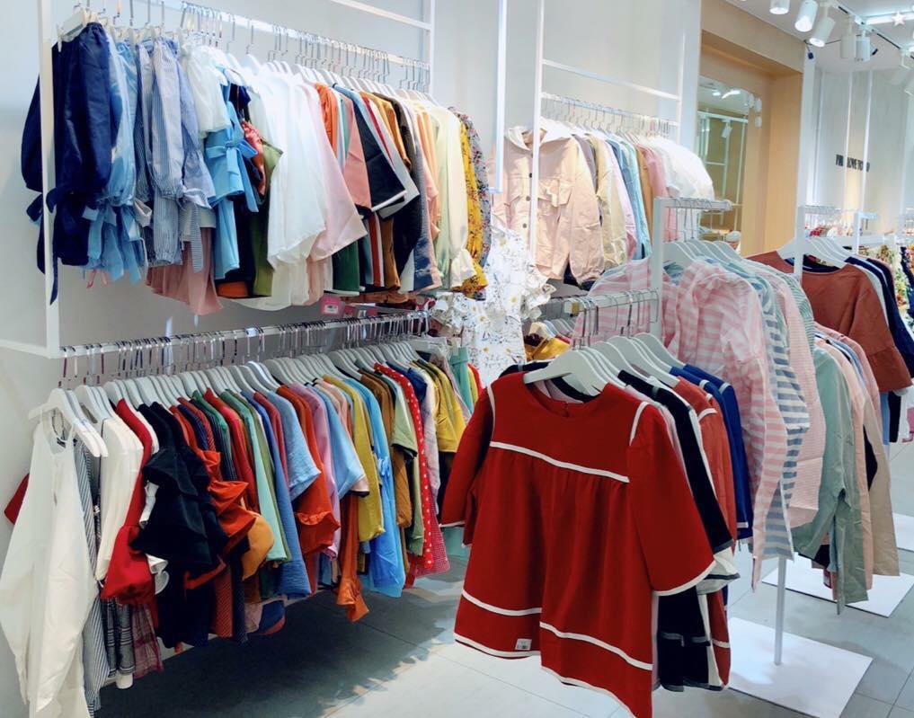 Top shop quần áo giá rẻ đẹp cho nữ tại Quận 3, TP.HCM