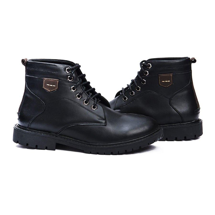 Top shop bán giày boot nam giá rẻ chất lượng tại Củ Chi, TpHCM