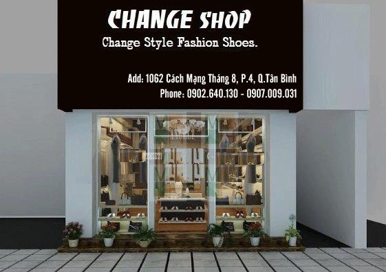 Cửa hàng giày CHANGE SHOP