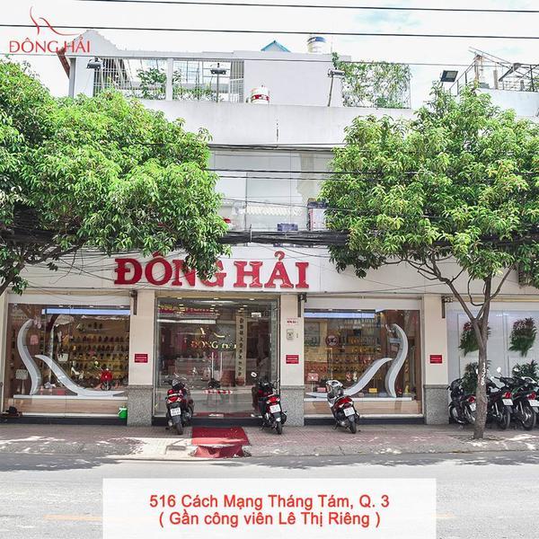 Cửa hàng giày nam nữ Đông Hải