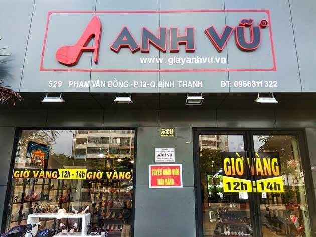 Cửa hàng giày nữ Anh Vũ
