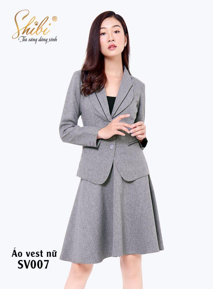 Top shop bán áo vest cao cấp cho nữ tại Quận 5, TP.HCM