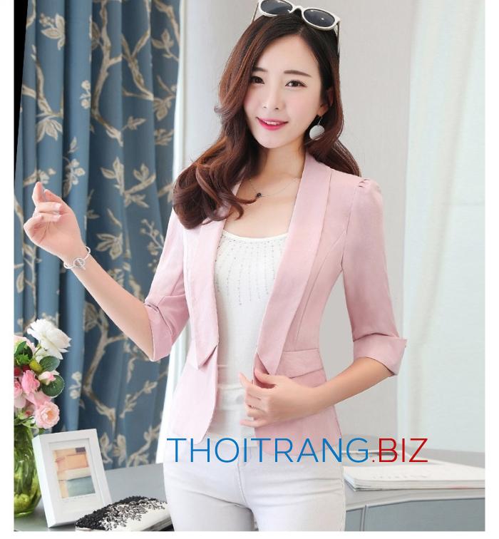 Top shop bán áo vest nữ giá rẻ tại Quận 6, TP.HCM