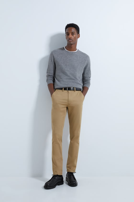 Top shop bán quần kaki chinos cao cấp cho nam tại Quận 4, TP.HCM