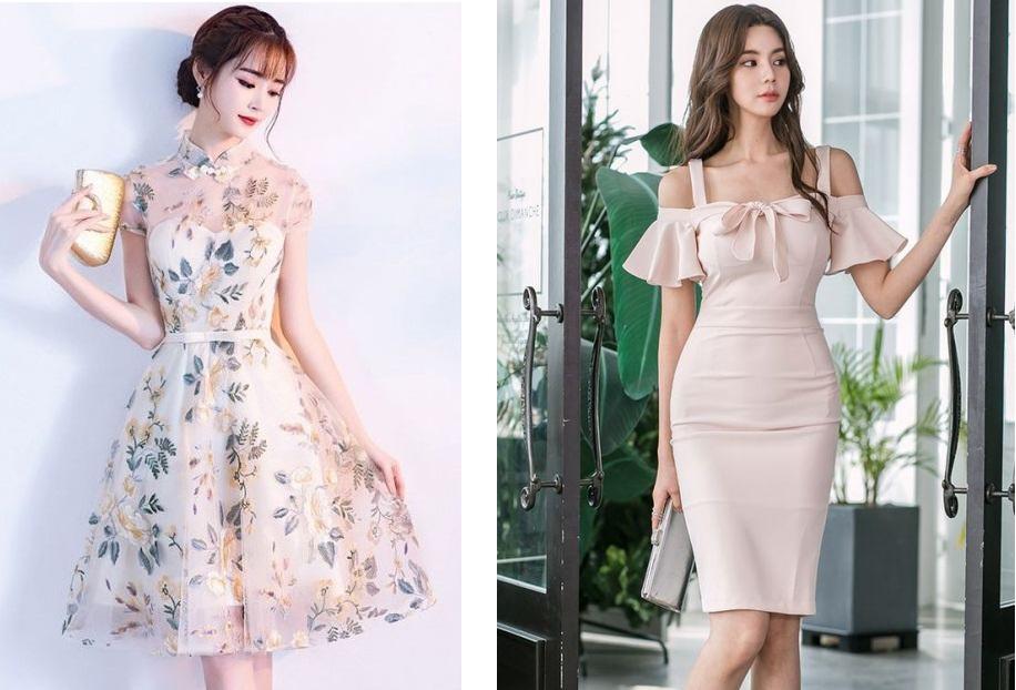 Top shop bán váy đầm dự tiệc cho nữ tại Quận 2, TP.HCM