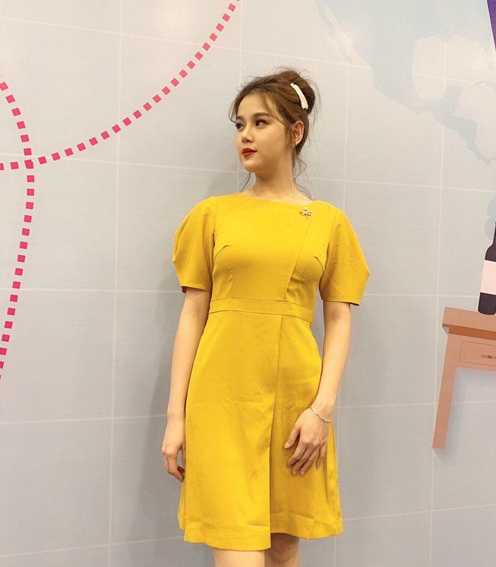 Top shop bán váy đầm suông cho nữ tại Quận 5, TP.HCM