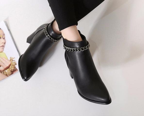Top shop bán giày boot nữ cao cấp chất lượng tại Cần Giờ, TpHCM