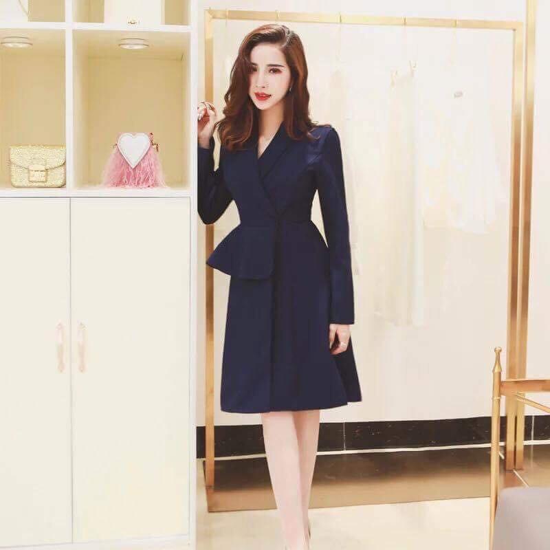 Top shop bán váy đầm công sở giá rẻ cho nữ tại Quận 4, TP.HCM