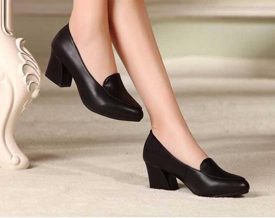 Top shop bán giày tây nữ cao cấp chất lượng tại Cần Giờ, TpHCM